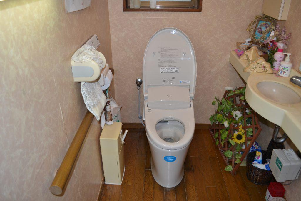宮崎市 リフォーム トイレ 施工後