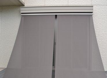 宮崎市の窓まわりリフォーム(スタイルシェード)
