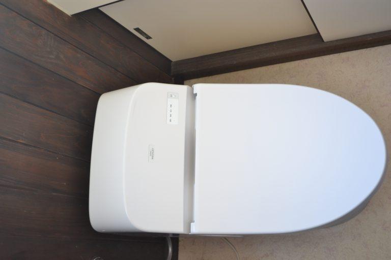 宮崎市 リフォーム 施工完了 トイレ