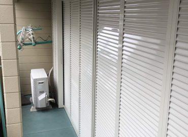 宮崎市の雨戸交換・新設