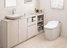 トイレの便器のタイプ
