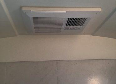 宮崎市の浴室換気扇交換