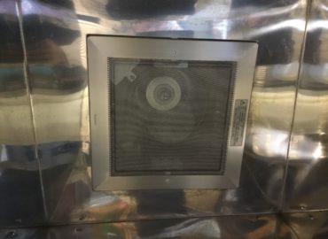 宮崎市の給湯室換気扇交換