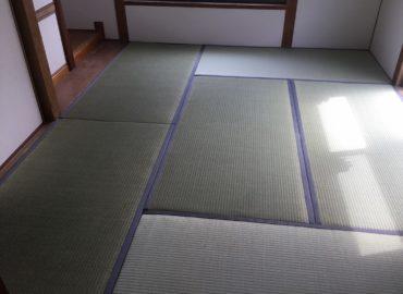 宮崎市の和室畳張替・クロス貼替