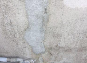 宮崎市の外壁壁補修&破風塗装