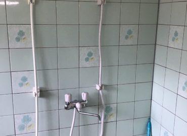 宮崎市のシャワー・洗濯機用水栓交換