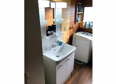 宮崎市の洗面台リフォーム